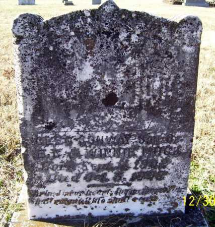 MOCK, CLEO CONWAY - Randolph County, Arkansas | CLEO CONWAY MOCK - Arkansas Gravestone Photos