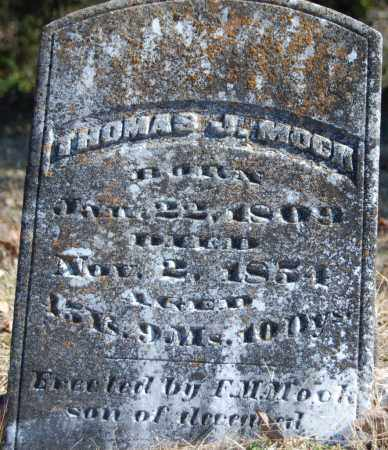 MOCK, THOMAS J. - Randolph County, Arkansas | THOMAS J. MOCK - Arkansas Gravestone Photos
