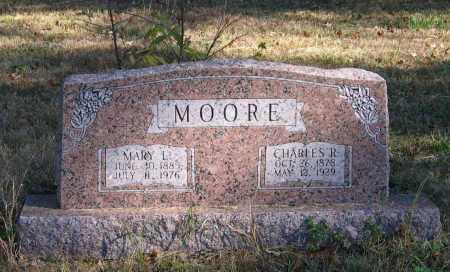 BUTLER MOORE, MARY LEONA - Randolph County, Arkansas | MARY LEONA BUTLER MOORE - Arkansas Gravestone Photos