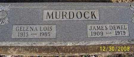 MURDOCK, JAMES DEWEL - Randolph County, Arkansas | JAMES DEWEL MURDOCK - Arkansas Gravestone Photos