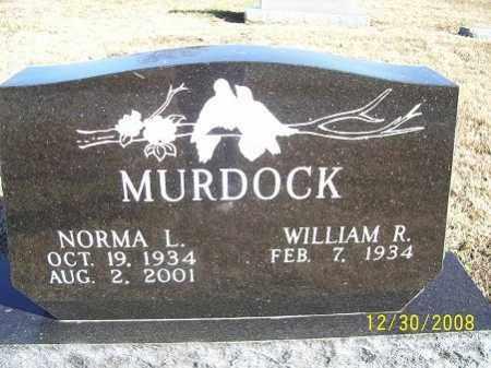 MURDOCK, NORMA L. - Randolph County, Arkansas | NORMA L. MURDOCK - Arkansas Gravestone Photos