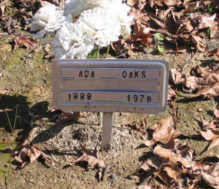 OAKS, ADA - Randolph County, Arkansas | ADA OAKS - Arkansas Gravestone Photos