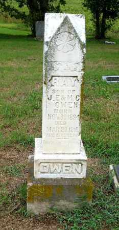 OWEN, RAY - Randolph County, Arkansas | RAY OWEN - Arkansas Gravestone Photos