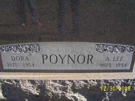 POYNOR, DORA - Randolph County, Arkansas | DORA POYNOR - Arkansas Gravestone Photos