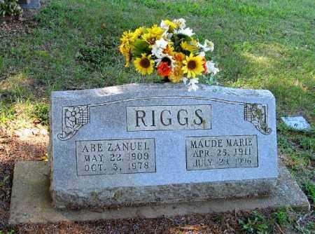 RIGGS, MAUDE MARIE - Randolph County, Arkansas | MAUDE MARIE RIGGS - Arkansas Gravestone Photos