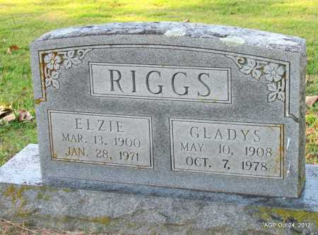 RIGGS, GLADYS - Randolph County, Arkansas | GLADYS RIGGS - Arkansas Gravestone Photos