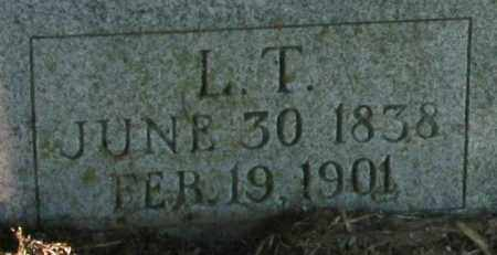 RIGGS, LOGAN THOMAS (CLOSE UP) - Randolph County, Arkansas | LOGAN THOMAS (CLOSE UP) RIGGS - Arkansas Gravestone Photos