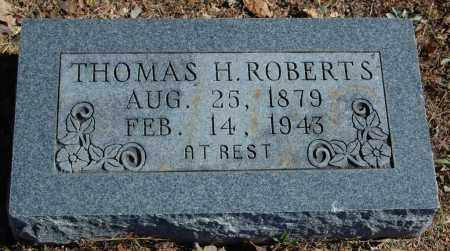 ROBERTS, THOMAS H. - Randolph County, Arkansas | THOMAS H. ROBERTS - Arkansas Gravestone Photos