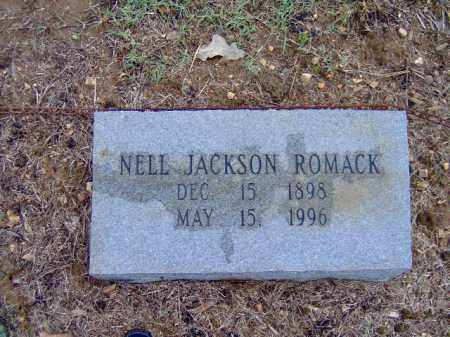 ROMACK, NELL - Randolph County, Arkansas | NELL ROMACK - Arkansas Gravestone Photos