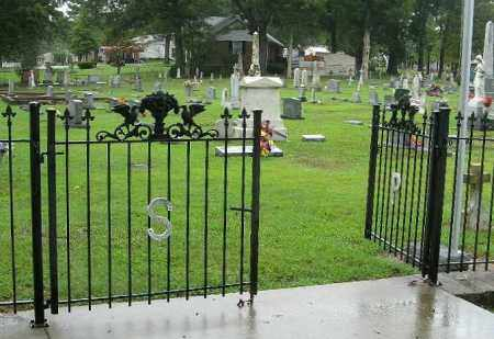 *ENTRANCE,  - Randolph County, Arkansas |  *ENTRANCE - Arkansas Gravestone Photos