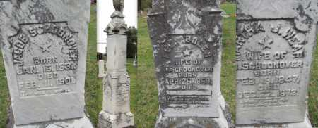 SCHOONOVER, JACOB - Randolph County, Arkansas | JACOB SCHOONOVER - Arkansas Gravestone Photos