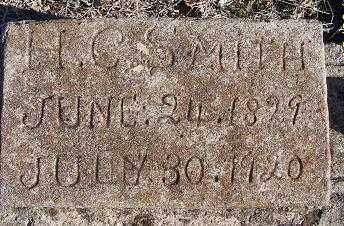 SMITH, H. C. - Randolph County, Arkansas | H. C. SMITH - Arkansas Gravestone Photos