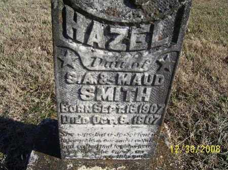 SMITH, HAZEL - Randolph County, Arkansas | HAZEL SMITH - Arkansas Gravestone Photos