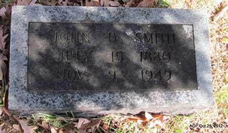 SMITH, JOHN DALTON - Randolph County, Arkansas | JOHN DALTON SMITH - Arkansas Gravestone Photos