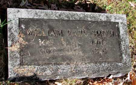 SMITH, WILLIAM EARL - Randolph County, Arkansas | WILLIAM EARL SMITH - Arkansas Gravestone Photos
