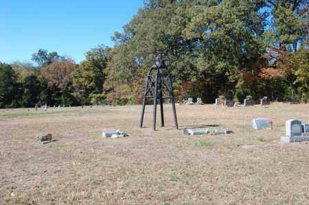 *SPIKES CEMETERY OVERVIEW,  - Randolph County, Arkansas |  *SPIKES CEMETERY OVERVIEW - Arkansas Gravestone Photos