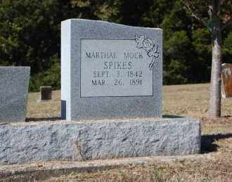 MOCK SPIKES, MARTHAE - Randolph County, Arkansas | MARTHAE MOCK SPIKES - Arkansas Gravestone Photos