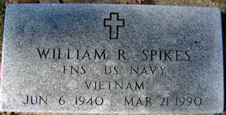 SPIKES (VETERAN VIET), WILLIAM R - Randolph County, Arkansas | WILLIAM R SPIKES (VETERAN VIET) - Arkansas Gravestone Photos