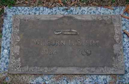 STEELE, WILBURN L. - Randolph County, Arkansas | WILBURN L. STEELE - Arkansas Gravestone Photos