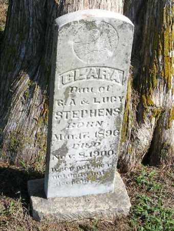 STEPHENS, CLARA - Randolph County, Arkansas | CLARA STEPHENS - Arkansas Gravestone Photos