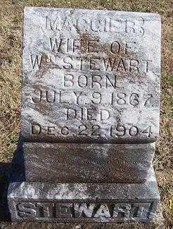 STEWART, MAGGIE R. - Randolph County, Arkansas | MAGGIE R. STEWART - Arkansas Gravestone Photos