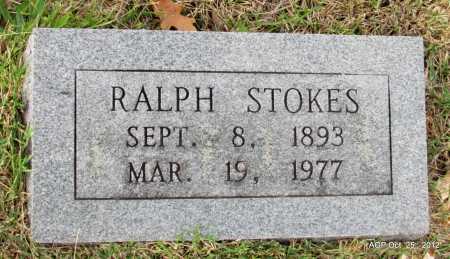 STOKES, RALPH HENRY - Randolph County, Arkansas | RALPH HENRY STOKES - Arkansas Gravestone Photos