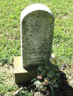 SUTTON, MARTHA A. - Randolph County, Arkansas   MARTHA A. SUTTON - Arkansas Gravestone Photos
