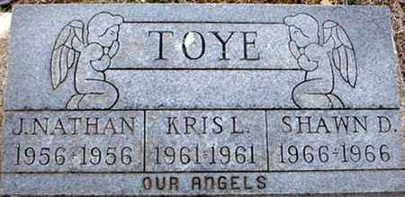 TOYE, KRIS L - Randolph County, Arkansas | KRIS L TOYE - Arkansas Gravestone Photos
