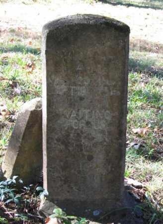 WARD, ALVIN CARL - Randolph County, Arkansas | ALVIN CARL WARD - Arkansas Gravestone Photos