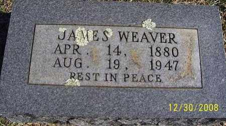 WEAVER, JAMES - Randolph County, Arkansas | JAMES WEAVER - Arkansas Gravestone Photos