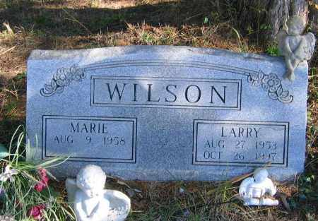 WILSON, LARRY DON - Randolph County, Arkansas | LARRY DON WILSON - Arkansas Gravestone Photos