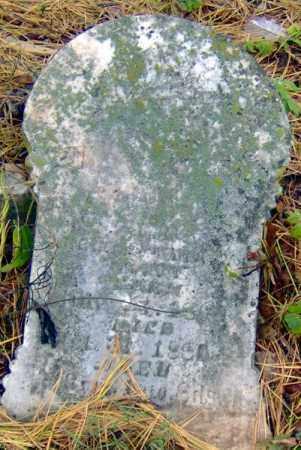 WITT, MARION M - Randolph County, Arkansas | MARION M WITT - Arkansas Gravestone Photos