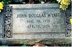 WYATT, JOHN DOUGLAS - Randolph County, Arkansas | JOHN DOUGLAS WYATT - Arkansas Gravestone Photos
