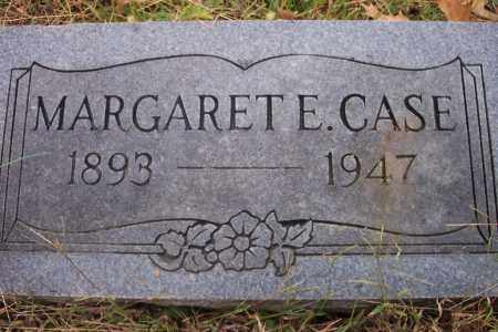 CASE, MARGARET E, - Randolph County, Arkansas | MARGARET E, CASE - Arkansas Gravestone Photos