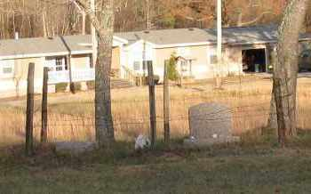 * PEELER FAMILY CEMETERY, PHOTO AND DIRECTIONS - Saline County, Arkansas | PHOTO AND DIRECTIONS * PEELER FAMILY CEMETERY - Arkansas Gravestone Photos