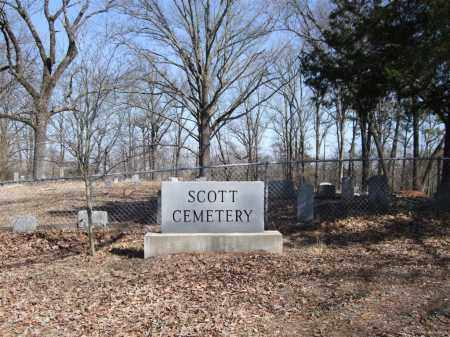 * SCOTT CEMETERY, PHOTO AND DIRECTIONS - Saline County, Arkansas | PHOTO AND DIRECTIONS * SCOTT CEMETERY - Arkansas Gravestone Photos