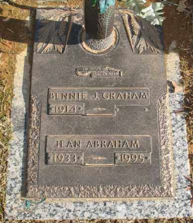 ABRAHAM, JEAN - Saline County, Arkansas | JEAN ABRAHAM - Arkansas Gravestone Photos