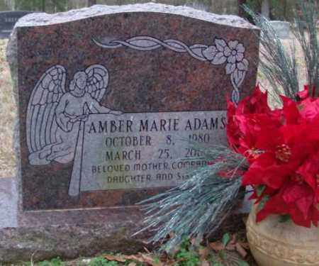 ADAMS, AMBER MARIE - Saline County, Arkansas | AMBER MARIE ADAMS - Arkansas Gravestone Photos