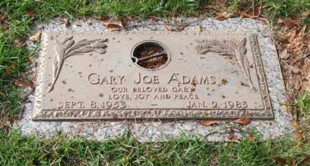 ADAMS, GARY JOE - Saline County, Arkansas | GARY JOE ADAMS - Arkansas Gravestone Photos