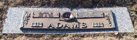 ADAMS, IONE - Saline County, Arkansas | IONE ADAMS - Arkansas Gravestone Photos