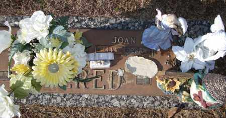 ALLRED, JOAN - Saline County, Arkansas | JOAN ALLRED - Arkansas Gravestone Photos