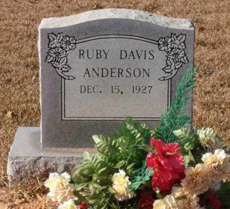 ANDERSON, RUBY JEAN - Saline County, Arkansas | RUBY JEAN ANDERSON - Arkansas Gravestone Photos