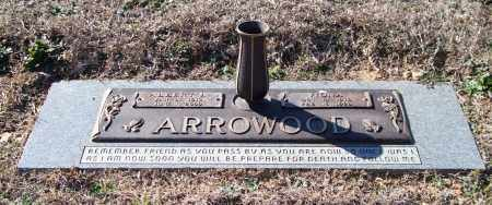 ARROWOOD, ALBERT L. - Saline County, Arkansas | ALBERT L. ARROWOOD - Arkansas Gravestone Photos