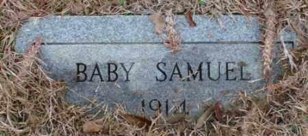 BABY SAMUEL, BABY - Saline County, Arkansas | BABY BABY SAMUEL - Arkansas Gravestone Photos