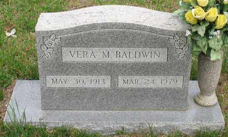 BALDWIN, VERA - Saline County, Arkansas | VERA BALDWIN - Arkansas Gravestone Photos