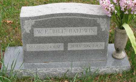 BALDWIN, WILLIAM - Saline County, Arkansas | WILLIAM BALDWIN - Arkansas Gravestone Photos