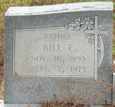 "BALLARD, WILLIAM E. ""BILL"" (CLOSEUP) - Saline County, Arkansas | WILLIAM E. ""BILL"" (CLOSEUP) BALLARD - Arkansas Gravestone Photos"