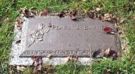 BARNES, PEARL J. - Saline County, Arkansas | PEARL J. BARNES - Arkansas Gravestone Photos