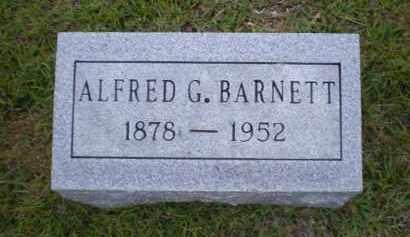 BARNETT, ALFRED - Saline County, Arkansas | ALFRED BARNETT - Arkansas Gravestone Photos