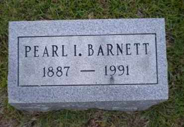 BARNETT, PEARL - Saline County, Arkansas | PEARL BARNETT - Arkansas Gravestone Photos